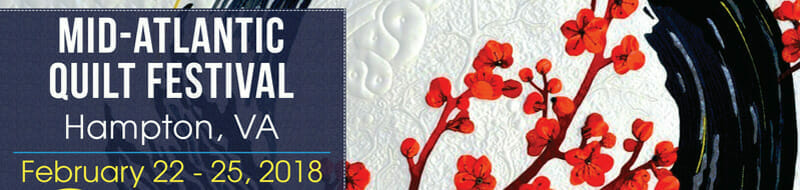 Mid-Atlantic Quilt Festival - Hampton, VA (Feb 22 - 25) @ Hampton Roads Convention Center | Hampton | Virginia | United States