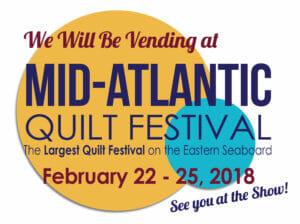 Mid-Atlantic Quilt Festival - Hampton, VA (Feb 22 - 25) @ Hampton Roads Convention Center | Hampton | Virginia | United States