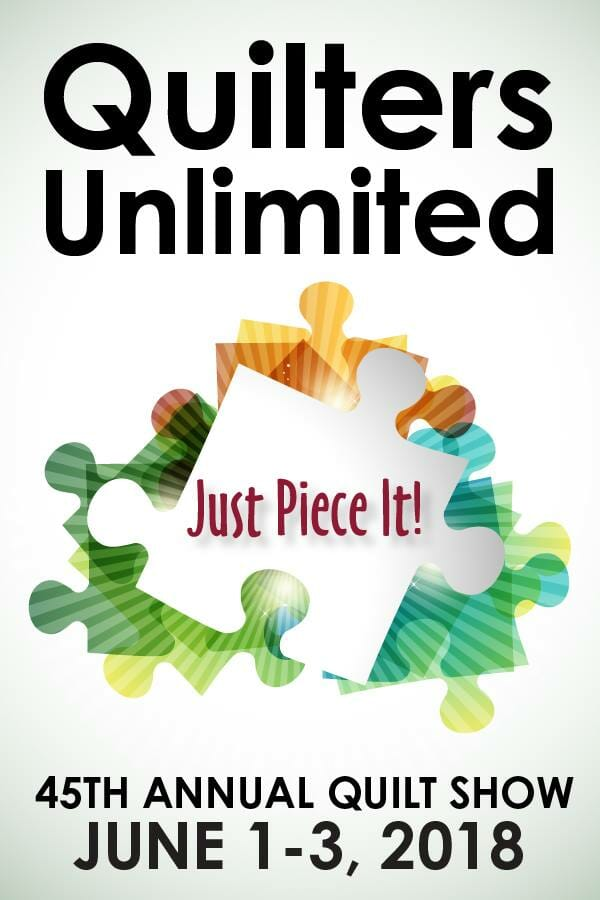 Quilters Unlimited Quilt Show - Chantilly, VA (June 1 - 3) @ DULLES EXPO CENTER | Chantilly | Virginia | United States